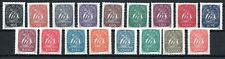 PORTUGAL , 1943 , very scarce long set DEFINITIVES up to 50 $, MNH !