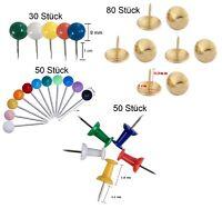 210 verschiedene Pinnadeln Pinwandnadeln Pinwand Nadeln Reiszwecken Pinnnadel