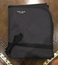 New~Black Kate Spade Baby Diaper Changing Pad