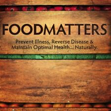 Documentary film Food Matters, health, nutrition, vitamins, diet, healing on DVD
