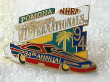 CHIEF WINTER NATIONALS 1994 NHRA Pomona Racing Pin