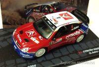 1/43 CITROEN XSARA WRC CARLOS SAINZ RALLY ARGENTINA 2004 IXO EAGLEMOSS DIECAST