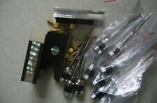 10pcs Top grade violin bow frog 4/4 silver mounted