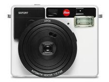 New Leica Sofort Instant Film Camera White Fuji Fujifilm Instax Mini Polaroid