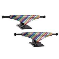Theeve Csx Rainbow 5.25 Inch Skateboard Trucks