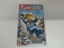 Lego City: Undercover Nintendo Switch - Tested, works, authentic!