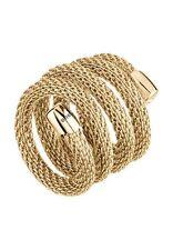 Anello Breil Tj2720 in acciaio lucido con Trattamento IP Gold Collezione SNA