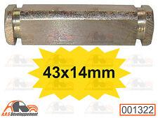 AXE NEUF pour tirant de pot de suspension de Citroen 2CV MEHARI  -1322-