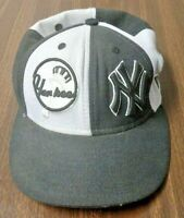 New York Yankees Blue New Era Baseball Hat Cap Fitted 7-1/4 MLB Merchandise