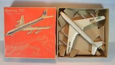 Siku Plastik 1/250 Siku Flugzeug F3a Boeing 707 Inter. Pan American OVP #727
