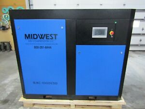AIR-Max 100 hp. Variable Speed Drive Industrial  Rotary Screw air Compressor