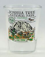 Joshua Tree California National Park Series Collection Shot Glass
