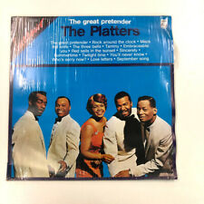 The Platters - The Great Pretender (LP, Comp)