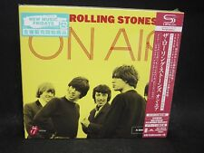 THE ROLLING STONES On Air JAPAN SHM 2CD (DELUXE EDITION) BBC Rhythm Kings