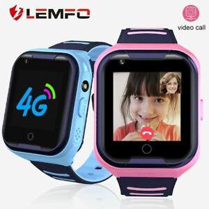 Kids Smart Watch Touch Screen SOS SIM