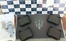 Maserati Quattroporte Premium O.E REAR Brake Pads!!... 2005-2006 New!!