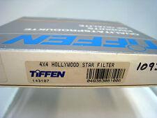 "New Tiffen 4x4"" Hollywood Star Effect Glass Filter 44HOSTR"