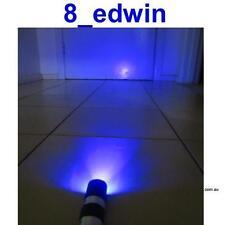 New Handy Metallic body UV Ray Torch – SB - AAA Battieries operating !