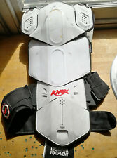 KNOX META SYSTEM BODY ARMOUR BACK PROTECTOR SPINE PROTECTION SIZE MEDIUM - M