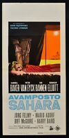 Plakat Außenposten Sahara Goutowski Lyndon Baker Van Eyck Bannen Elliot L154