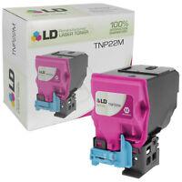 LD A0X5332 TNP22M Magenta Laser Toner Cartridge for Konica-Minolta Printer