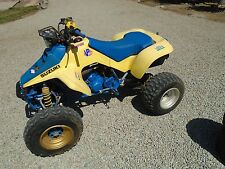 1988 Suzuki Lt250-r Four Wheeler Quad Atv quad atv 2 stroke Runs great In Socal