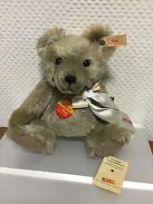 """Steiff 670213 """" Teddy Bär Club Treffen 1997 """" 25 CM."""