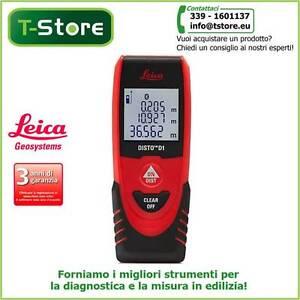 Misuratore Laser Leica Disto D1-FATTURABILE -