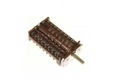GENUINE Smeg Oven Cooker Function Switch 811730158 47.07000.041