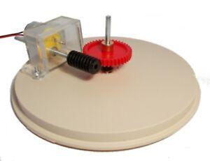 Turntable Motor Drive Kit for N gauge Peco Turntable