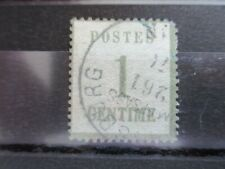 France Alsace Lorraine 1870 Yv 1 (1c) used (218)