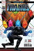 Thanos #17 NM (2018) Marvel Comics Silver Surfer Black