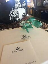 New ListingSwarovski Crystal Figurines Siamese Fighting Fish w/h original box/certificate