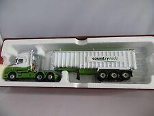 CORGI CC12821 Scania T Cab Benne-Countrywide agriculteurs En parfait état, dans sa boîte