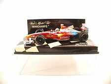 Minichamps • Williams F1 Supertec FW21 A.Zanardi 1999 • neuf boite / boxed MIB