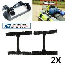 2X Braid Side Handle Rope For Aluminum Alloy Side Box For BMW R1200GS LC ADV -US