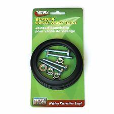 """3"""" Bladex Sewer Waste Valve Seals 2-Pk Rv Camper Valterra T1003-9Vp"""