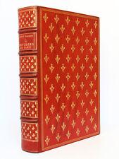 Les Environs de Paris L. BARRON. Ill. FRAIPONT. Quantin, fin XIXe. BELLE RELIURE