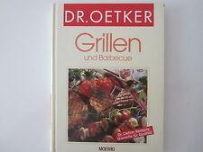 Dr. Oetker - Grillen und Barbecue - Moewig