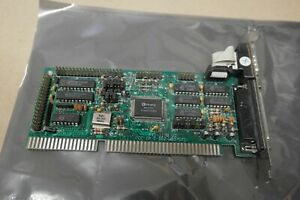ISA Winbond W83757P Controller I/O Board Card HDD FDD serial paralell IDE