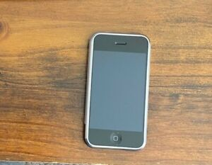 Apple iPhone 1st Generation - 8GB - Black - A1203 (GSM) - Org. Owner