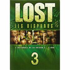 DVD - Lost, les disparus : L'intégrale saison 3 - Coffret 7 DVD