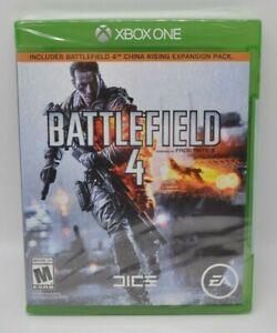 Battlefield 4 -- Limited Edition (Microsoft Xbox One, 2013) STILL SEALED!