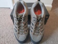 NIB Merrell Moab Ventilator Men's Hiking Shoes Walnut Vibram US Size 9W 5J8659W