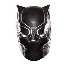 Black Panther Adult Full Vinyl Mask Civil War Marvel T'Challa Chadwick Boseman