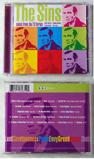 THE SINS Music From TV-Series - Otis Redding, Brigitte Bardot,.. 2000 BBC CD TOP