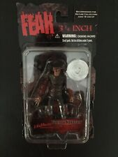 CINEMA OF FEAR 3 3/4 Freddy Krueger Nightmare On Elm Street FIGURE MEZCO NIB