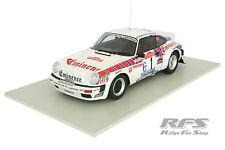 Porsche 911 SC - Röhrl / Geistdörfer - Rallye San Remo 1981 - 1:18 OttO CK001