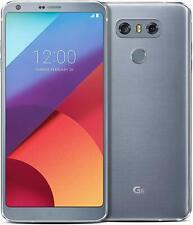 "LG G6 H870 - 32GB 13MP ""5.7"" 4GB Ram Android Platinum (Unlocked) Smartphone"