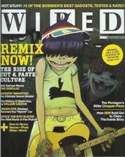 Brand New WIRED MAGAZINE July 2005 Remix Culture, Quentin Tarantino